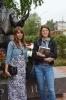 Открытие памятника Питириму Сорокину